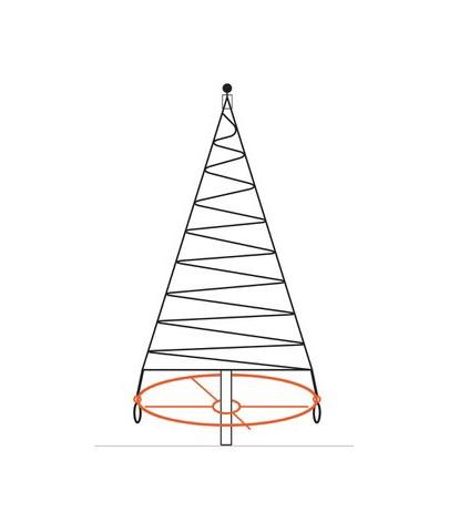 Fairybell kerstboomring - Bottom Cross